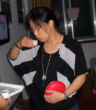 """刘女士胆结石采用""""胆结石自然疗法""""治疗成功"""